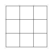 Magic square1 - 3x3matrix