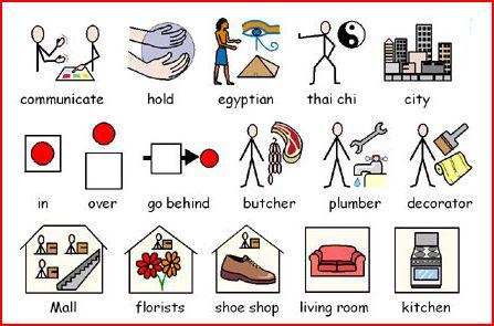 Widgit Literacy Symbols