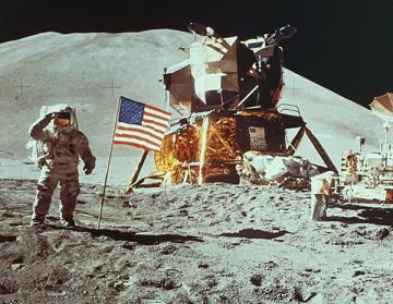 The Landing on the Moon