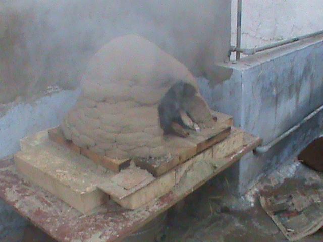 Clay oven - Profile